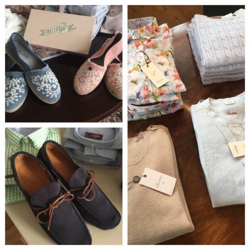 Vårnytt m skor